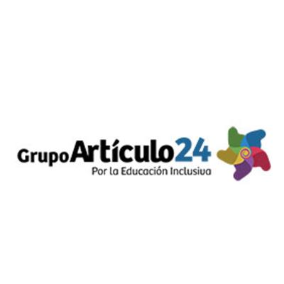 Grupo Artículo 24 por la Educación Inclusiva